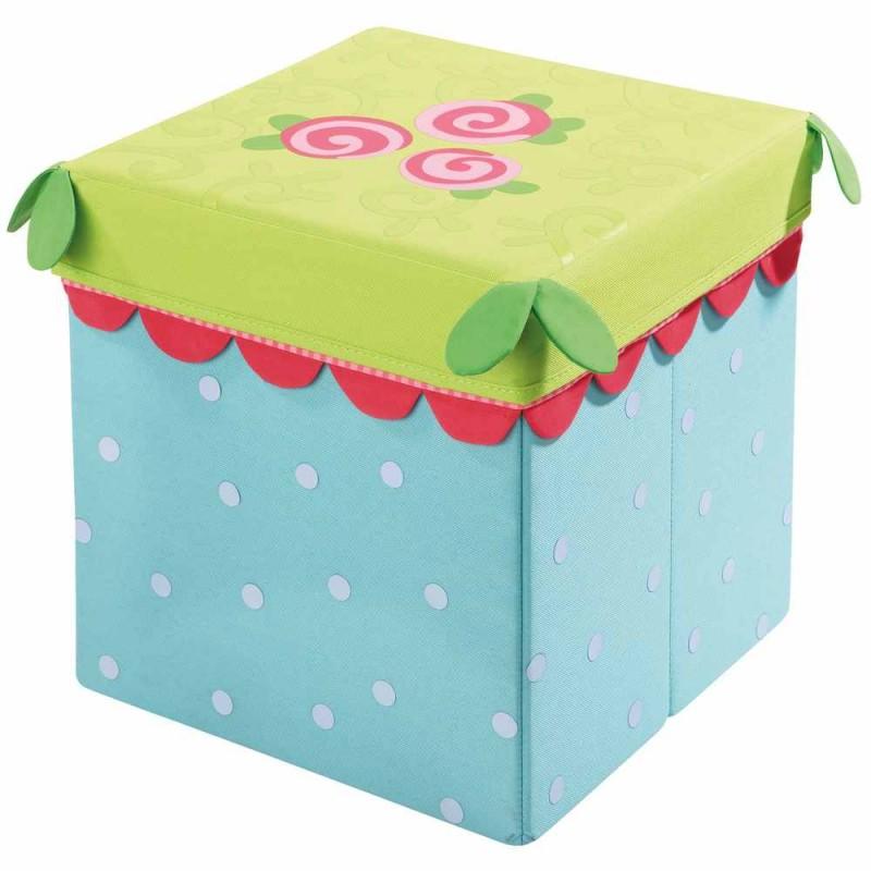 Ящик-сидение «Розовая...