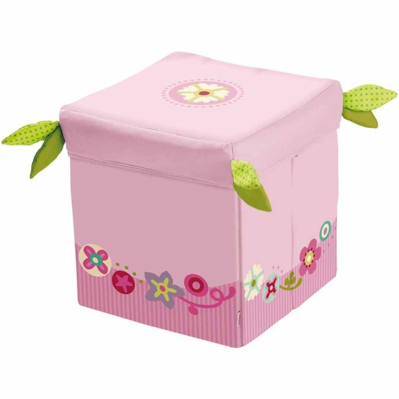 """Ящик-сидение """"Цветочный..."""