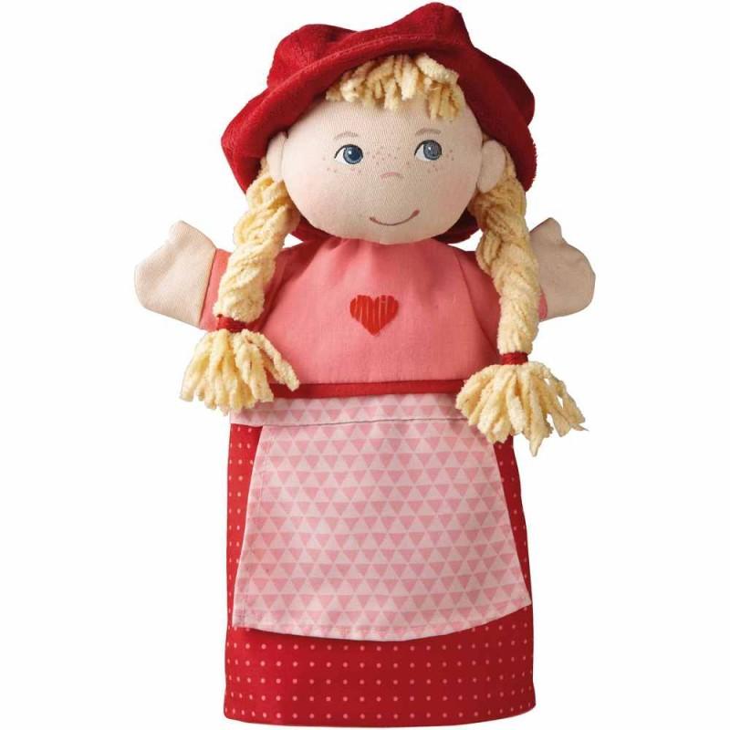 """Кукла на руку """"Красная..."""