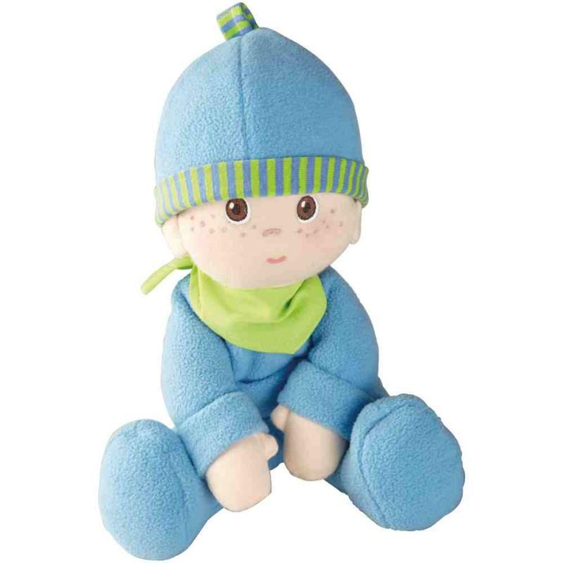 "Кукла ""Луис"" HABA Snug up..."