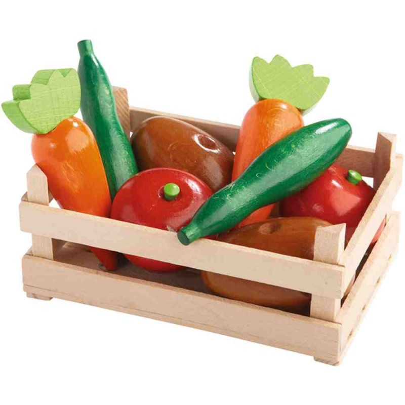 "Деревянный набор ""Овощи""..."